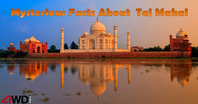 Mysterious Facts About Taj Mahal