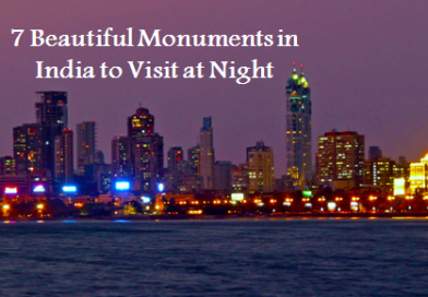 7 Beautiful Monuments in India to Visit at Night
