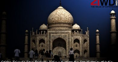 Golden Triangle Tour Packages India – Explore the Top Histories of India