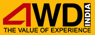four wheel drive india logo
