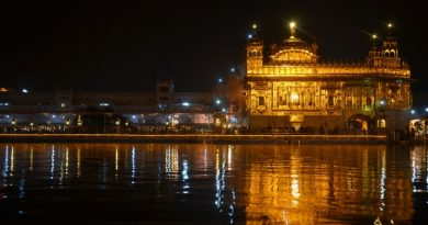 golden temple tours india