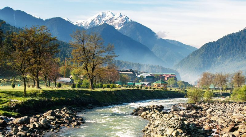 Seven Best Destinations for Skiing In India