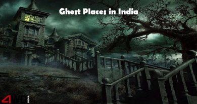 Ghost Towns of India