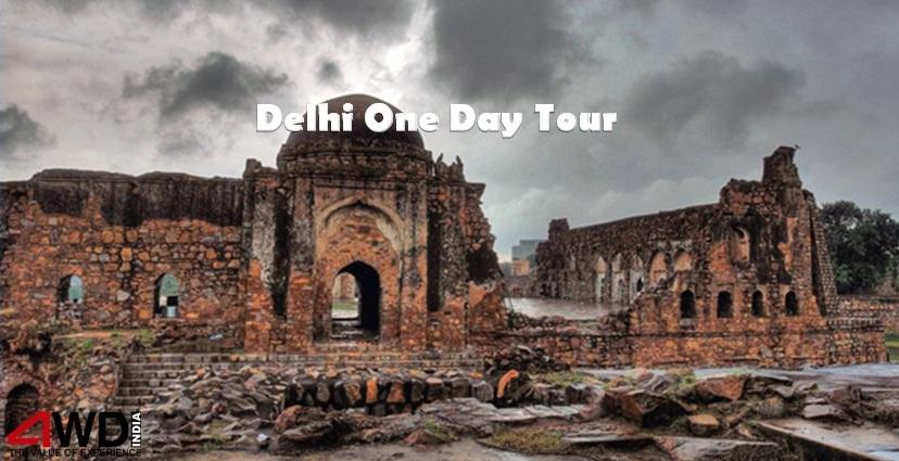 delhi one day tour