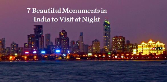 7 Beautiful Monuments in India