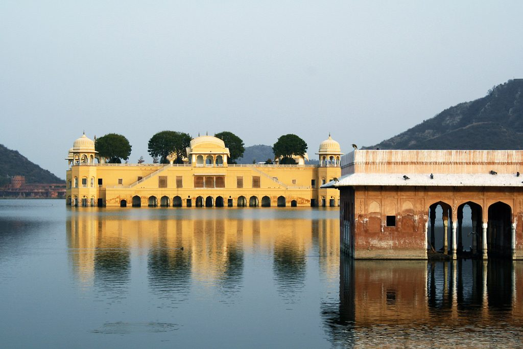 Jal Mahal (The Floating Palace), Jaipur