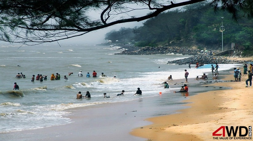 beach tour packages in india
