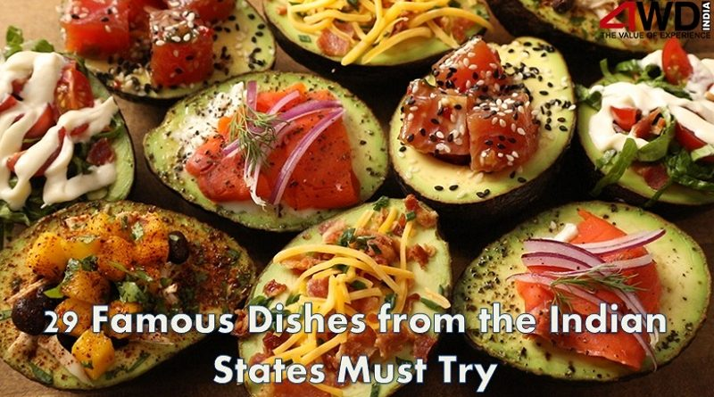 famous dishes from indian states