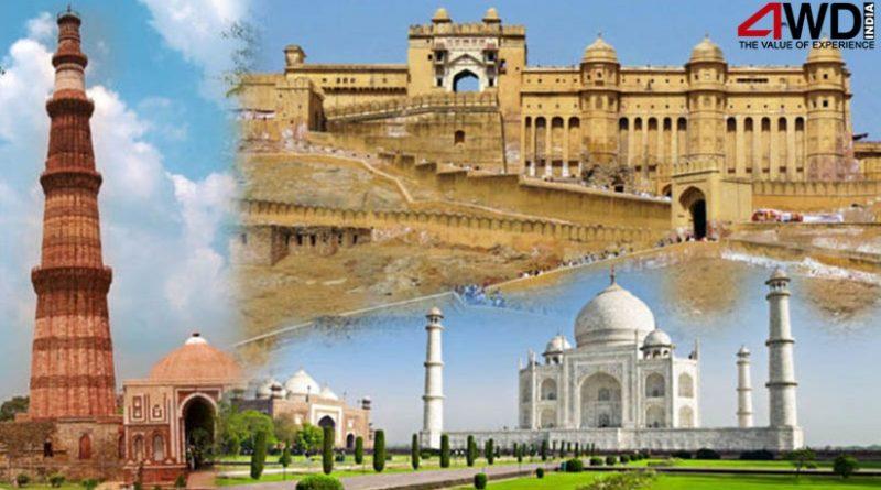 Golden Triangle Trip from Delhi – Glimpse of Amazing India