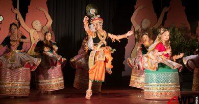 Dance Of Manipur