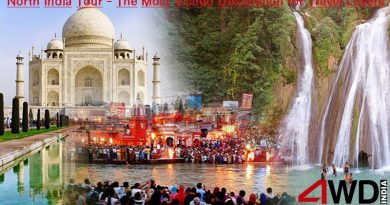 north india tour packages with price from delhi