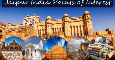 Jaipur India Points of Interest