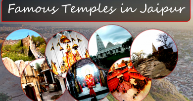famous temples in jaipur