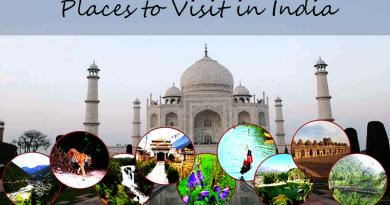 اماکن برای دیدن در هند