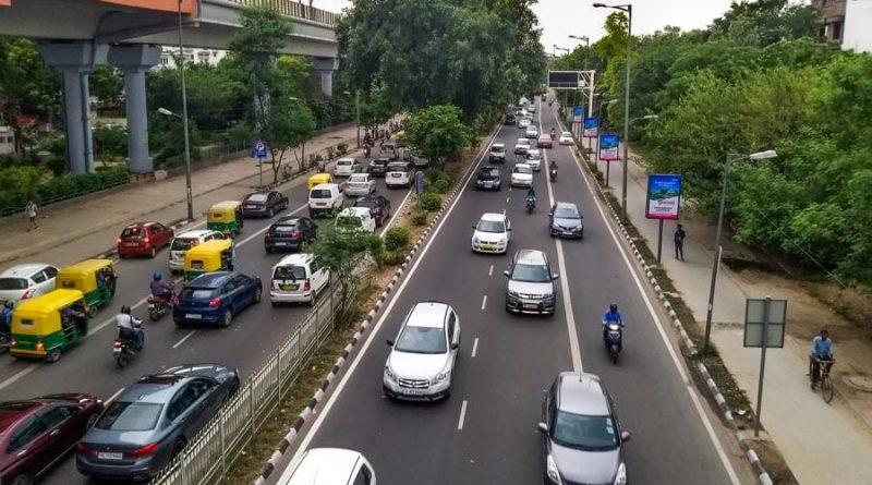 delhi to agra by car