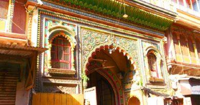 dwarkadhish temple mathura
