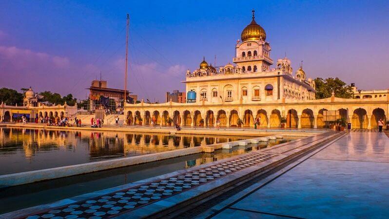 bangla sahib gurudwara delhi