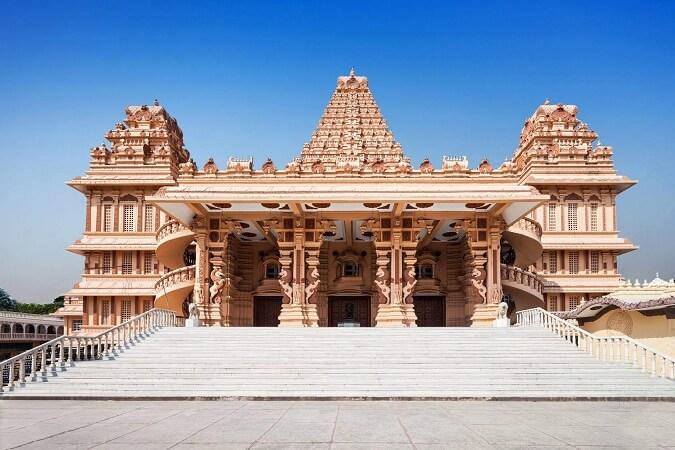 chattarpur temple delhi