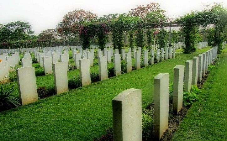 delhi war cemetery delhi