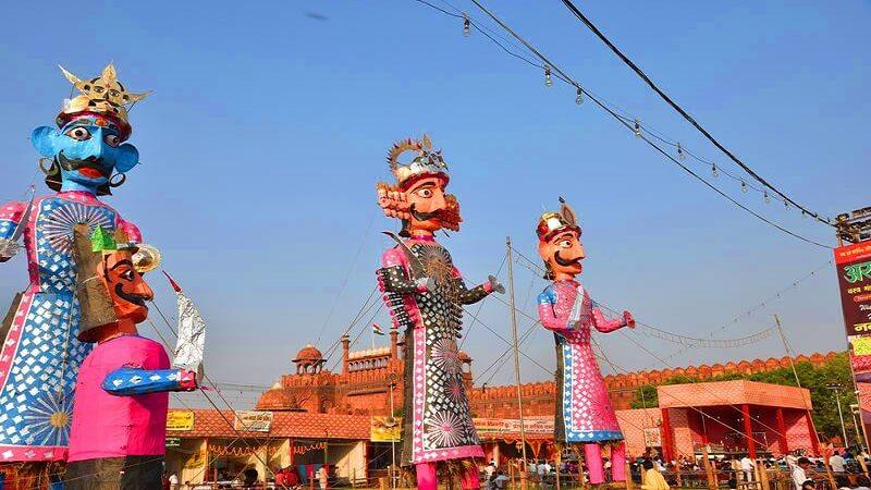dussehra in delhi