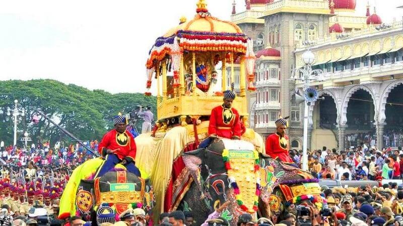 dussehra in mysore
