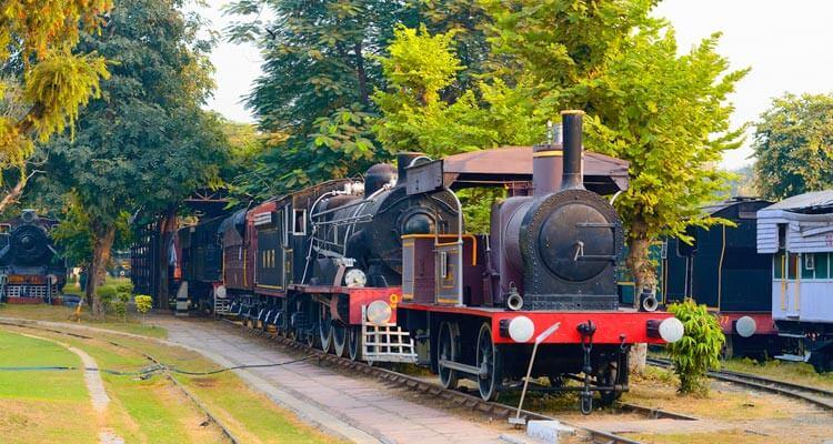 national rail museum delhi