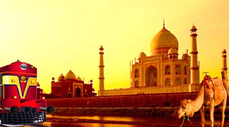 same day agra tour by gatimaan express