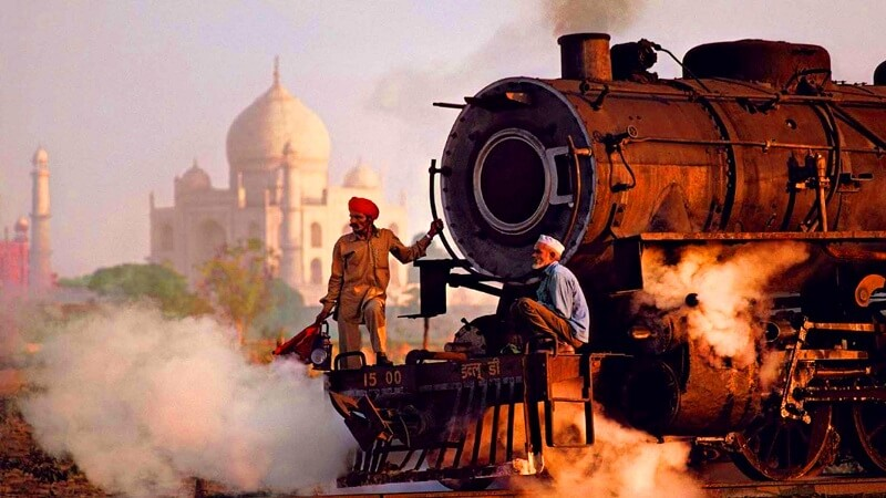 same day taj mahal tour by train