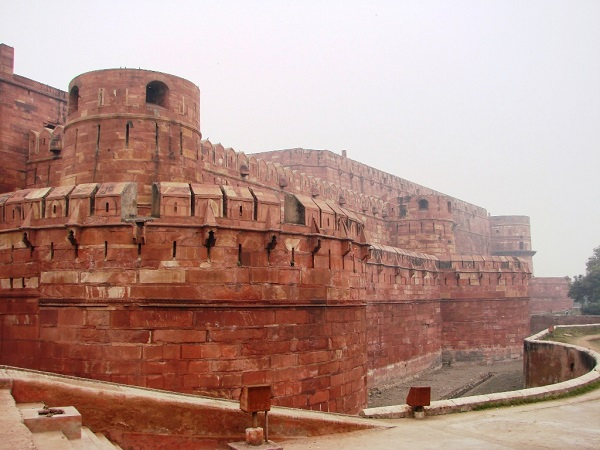 trip to Agra Fort