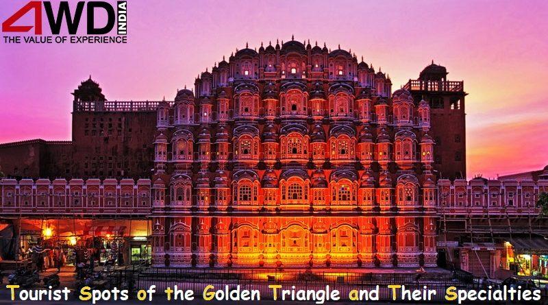specialties of golden triangle