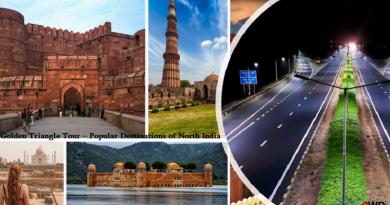 Popular Destinations of North India