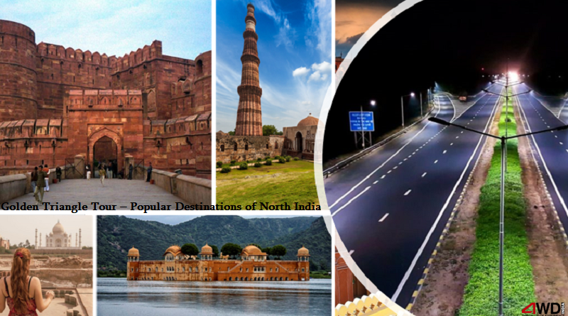 Popular Destinations of North India