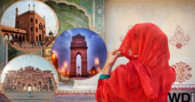 golden triangle india tour package